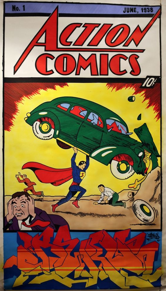 DURO (1958): Here I Come To Save The Day - Lot 33 of the auction sale of November 3, 2015