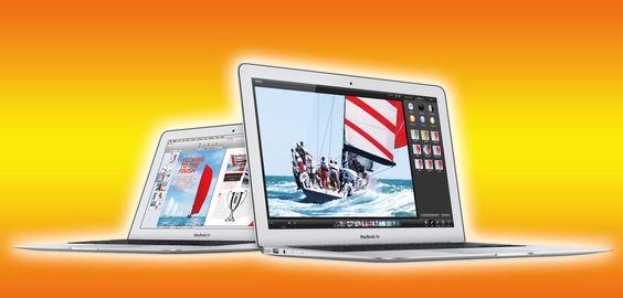 Neuer Rabattcode für Macbook Air 2014: jetzt doppelt sparen! - http://apfeleimer.de/2014/05/neuer-rabattcode-fuer-macbook-air-2014-jetzt-doppelt-sparen -                 Fast zeitgleich zum neuen Macbook Air Release für 2014 könnt ihr das neue Notebook auch bei MacTrade mit saftigem Rabatt bestellen. Apple hat mit der Neuauflage nicht nur einen schnelleren Prozessor in das leichteste Gerät der Macbook-Baureihe verbaut und die Akkuleistung im Ma...