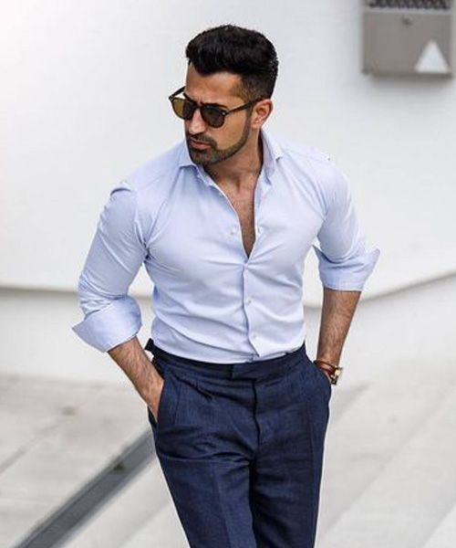 homem elegante