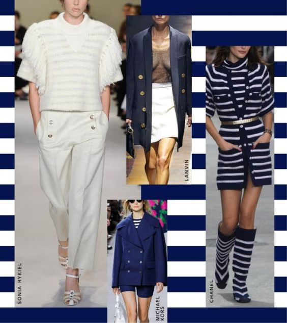 Shop the Trend: Nautical from InStyle.com: