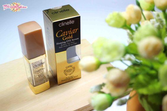 Clinelle Caviar Gold Eye Serum