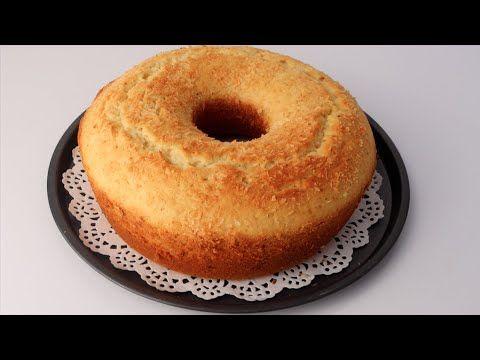 وصفة كيكة عادية بجوز الهند Food Desserts Cake