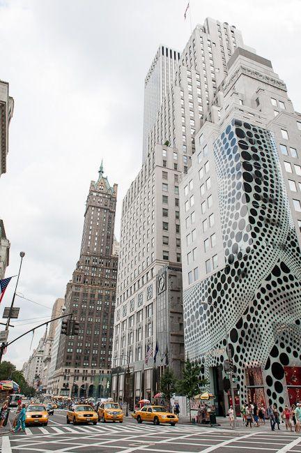 Hello New York City :