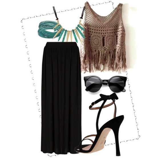 Summer Outfit 2 with Bow Heels #FFR