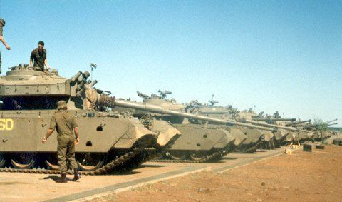 F Squadron MKI B 1987