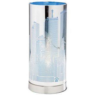 New York Skyline Touch Lamp