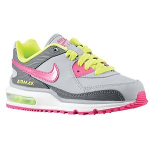 best loved e6956 287d2 Nike Air Max Wright - Girls  Preschool - Wolf Grey Pink Foil Dark  Grey White   Air maxes....   Pinterest   Air max, Nike air max wright and  Athletic Shoes