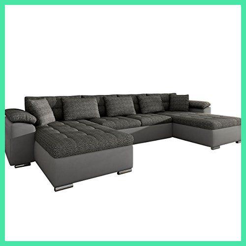 Ecksofa Wicenza Design Big Sofa Eckcouch Couch Mit Schlaffunktion