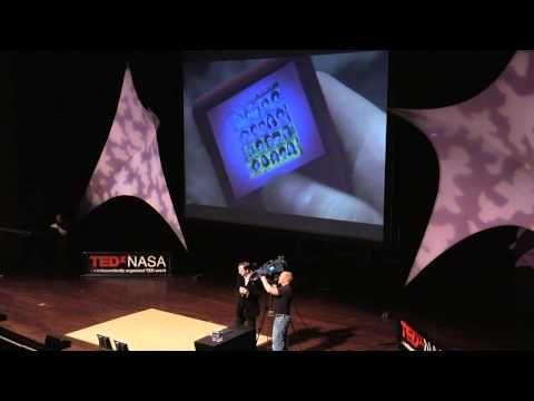 Josh Koppel shares his Digital Dreams in an Analog World at TEDxNASA