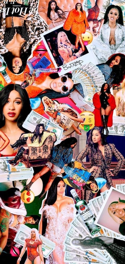 Cardi B Wallpaper Edits To Work With Newest Smartphones Ios And
