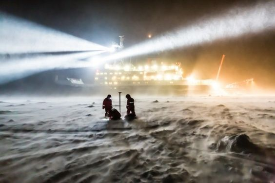 These Antarctic Research Photos Look Like Exploration on Another Planet