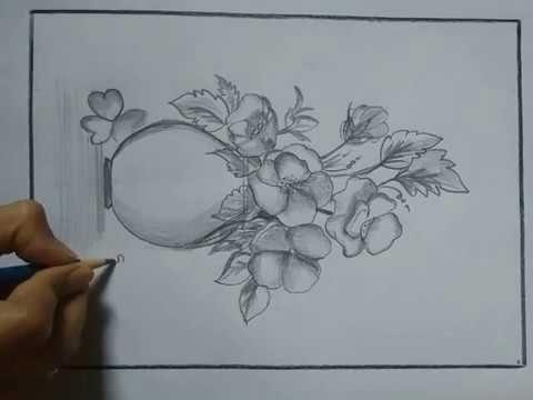 Flower Pot Design Easy Flower Pot Design Flower Pots Pot Designs