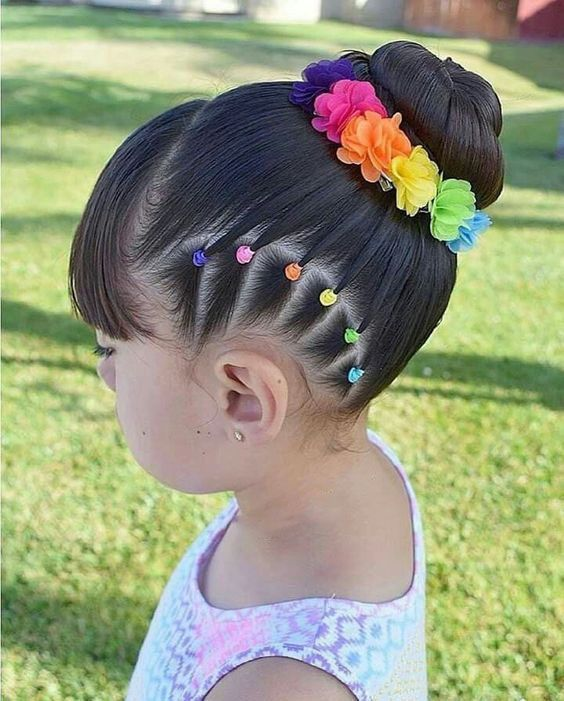 Hairstyle Kids Hairstyle Hairstyle For School Little Girls Hairstyle Children 3 Coiffure Fillette Coiffures Pour Enfant Coiffures Pour L Ecole
