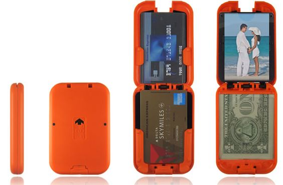 Flipside Wallet - Design Atento