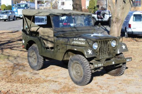 1954 Jeep Willys Jeep M38a1 In 2020 Willys Jeep Willys Jeep