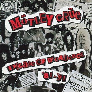 Decade of Decadence by Motley Crue (CD) --- http://www.pinterest.com.luvit.in/5gr