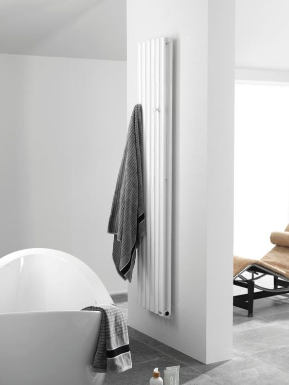 the radiators and towel radiators by noken porcelanosa bathrooms are one