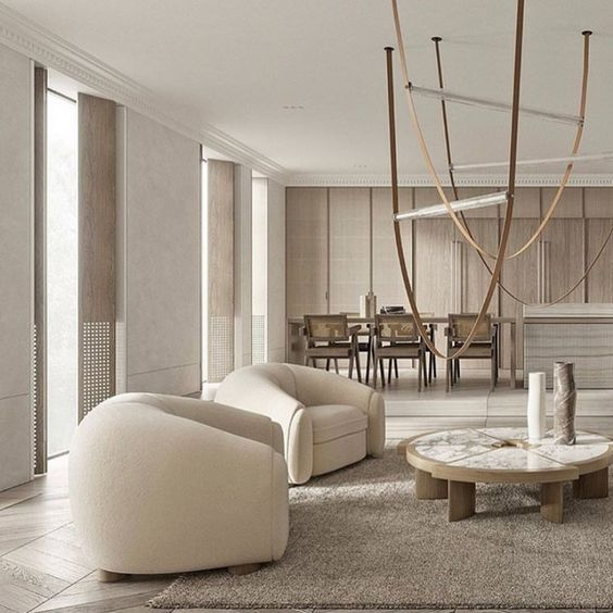 In The Context Of Interior Design Neutral Means Without Color