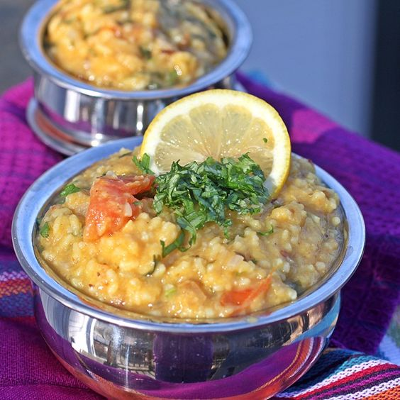 Rice Risotto - Bengali Khichuri | Good eats :) | Pinterest | Risotto ...