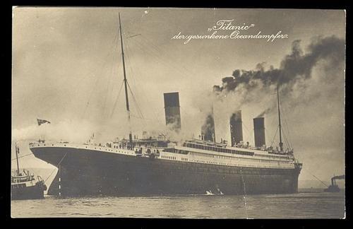 EL TITANIC - 1912
