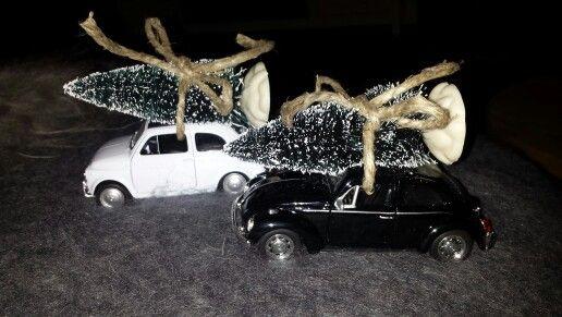 Kerst auto