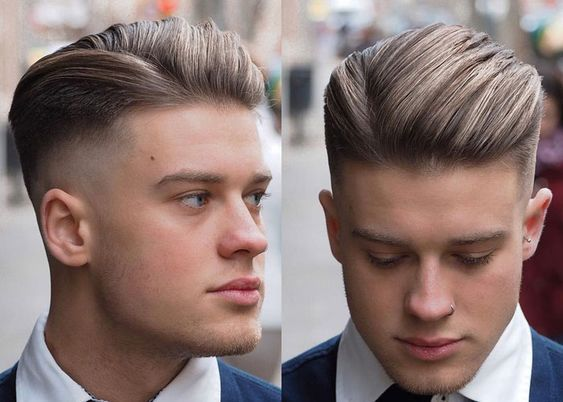 20 Popular New Men S Hairstyle Trends Toc đẹp Kiểu Toc Toc Nam