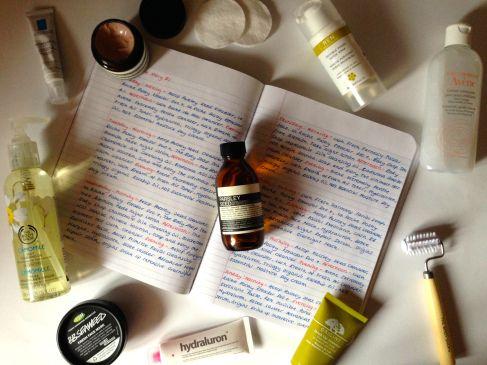 Skincare Diary #1 ft. Origins, Lush, The Body Shop, La Roche Posay, REN, Avene, Aesop, Hydraluron, Trilogy, Bioderma. #bbloggers #skincare http://wp.me/p3n0el-Fk