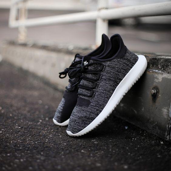 Adidas Tubular Shadow Knit Black
