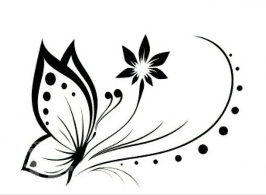 Mariposa Henna Tribal Henna Butterfly Tattoo Designs Butterfly Drawing Butterfly Tattoo