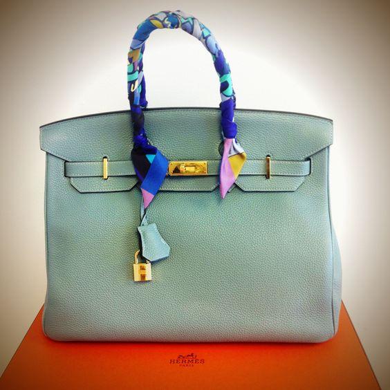 Mint condition Hermes handbag