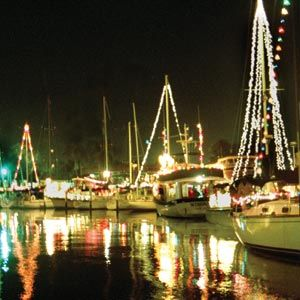 Top 10 Holiday Celebrations | Holidays on the Harbor | CoastalLiving.com