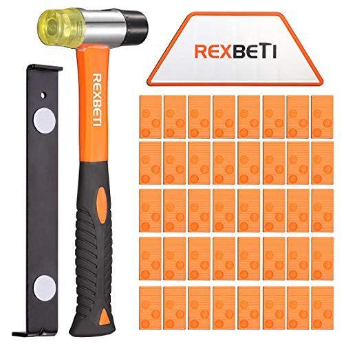 Rexbeti Ultimate Laminate Wood Flooring Installation Kit Https Smile Amazon Com Dp B07h84nt Wood Laminate Floor Installation Installing Laminate Flooring