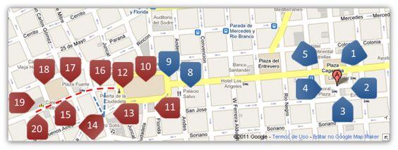 Roteiro de 3 dias em Montevidéu | 1º Dia – parte II