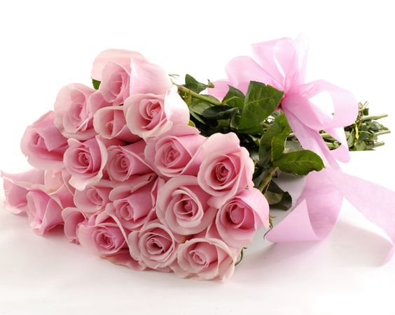 Your present gives a rosy pinky smile on your partner lips. This is a bunch of 10 Pink Roses wrapped with a pretty ribbon. Pink roses signify elegance, gentility and poetic romance. send this now: http://goo.gl/qZJ12p: