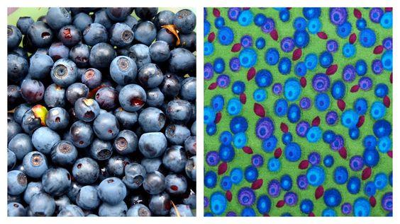borůvky / blackberries (Michael Miller)