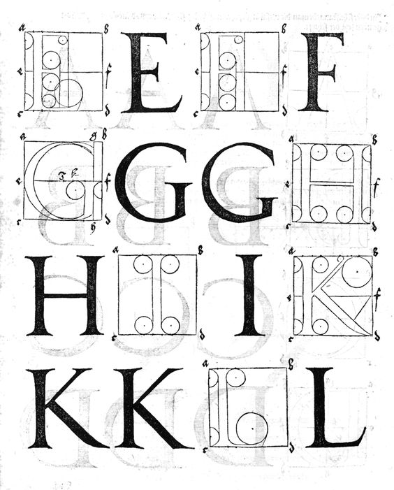 The typographer is chained more than any other artist by the... - but does it float