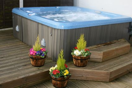 What to consider before buying a hot tub #Zillow