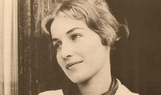 The beautiful Silke Heydrich (Born-April 9th,1939).