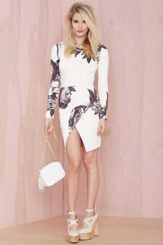 Madison Dress - Dark Bloom - Day | Going Out | Dresses