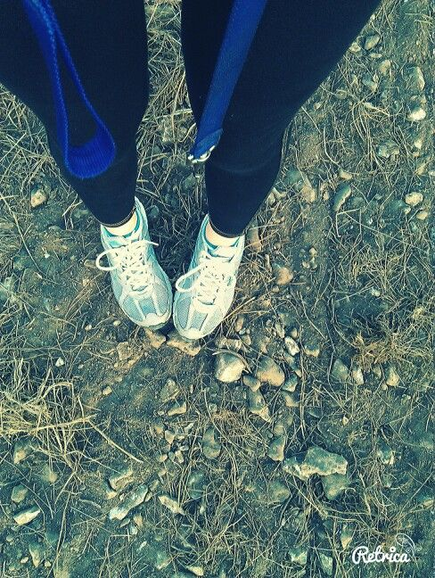 Jogging can really help strengthen your core muscles and helps you lose weight in your legs and bottom
