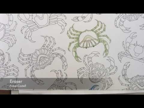 The Lost Ocean Big Crab Party Wallflowers Youtube Lost Ocean Coloring Book Crab Party Lost Ocean