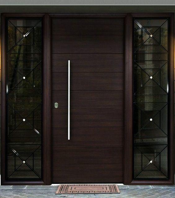 Entry Door Overhang Designs Double With Glass Front Steel Doors Exterior Modern Front Door Room Door Design