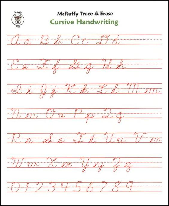 Penmanship Worksheets for Adults | Cursive Handwriting Worksheets ...