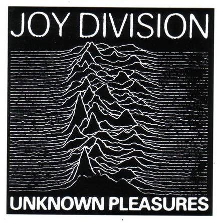 Resultado de imagen de joy division pleasures vinilo