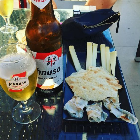 Aperitivo #food #aperitivo #jchnusa #birra #Sardegna #estate #vacanze