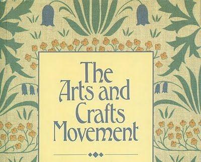 vivencias de ...maggie margot...: Arts & Crafts....mi movimiento...