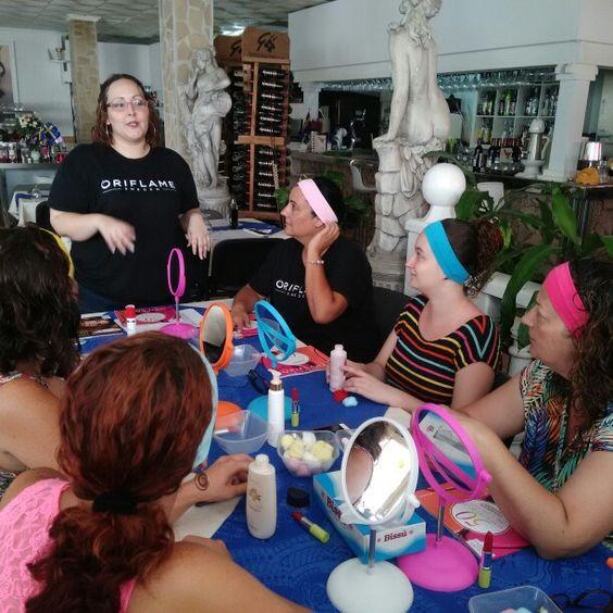 Beauty party en Gran Alacant. Si quieres una totalmente gratuita, contáctanos. ;-)