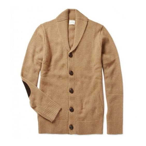 Hartford Knitted Camel Hair Cardigan ❤ liked on Polyvore featuring tops, cardigans, sweaters, outerwear, cardigan top, beige top, hartford and beige cardigan