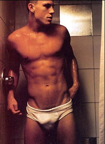 Oh, hello....Channing Tatum!!