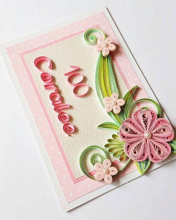 Tarjeta de cumpleaños personalizada tarjeta de cumpleaños feliz, 100o tarjeta de cumpleaños, tarjeta de cumpleaños mamá, tarjeta de aniversario, tarjeta para esposa, mamá, hija